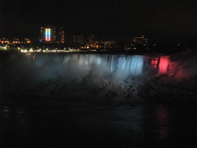 Niagara Falls - In The Dark